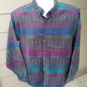 Pendleton Lobo shirt size large